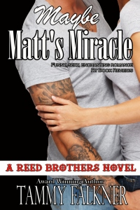 Matt's book by Tammy Falkner