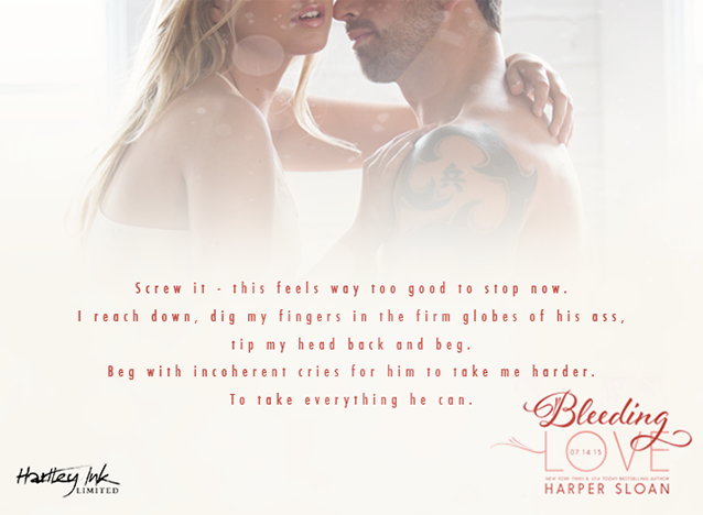 bleeding love teaser 1