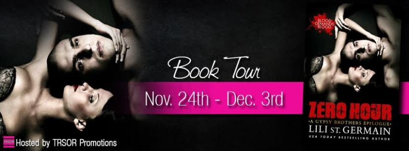 zero hour book tour