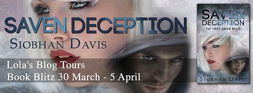 Saven Deception banner