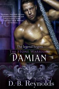 The Stone Warriors - Damian - 200x300x72