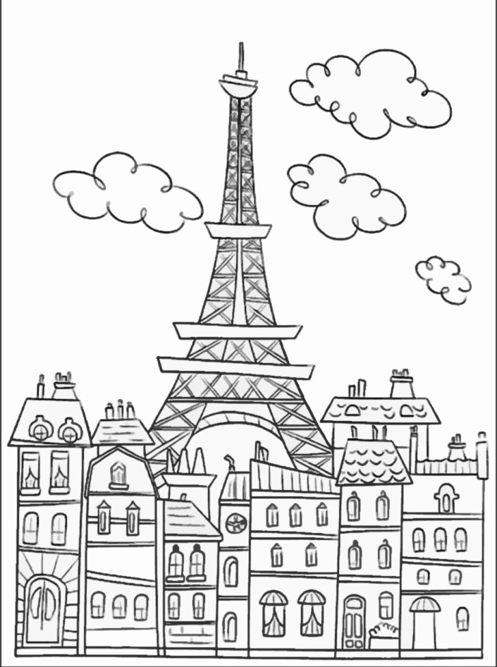 coloring-adult-paris-buildings-and-eiffel-tower