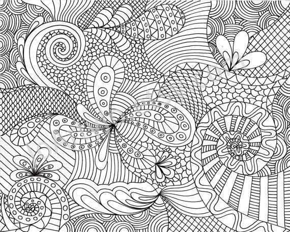 Coloring Pages for Adults 720