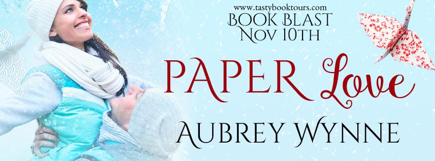 Love Aubrey Book Cover : Blast info for paper love by aubrey wynne « tjlovestoread