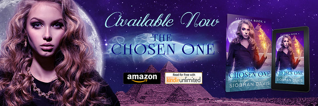 The Chosen One available now banner